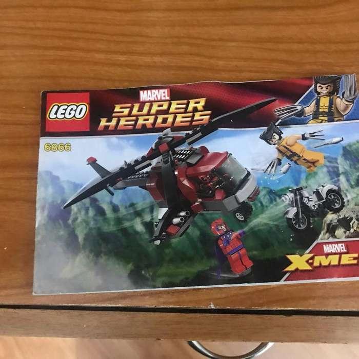 Vendo Lego, Manual, Fichas Completas