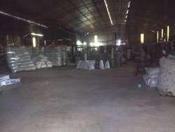 Galpin 1000 m2 en Alquiler con capacidad de maniobra