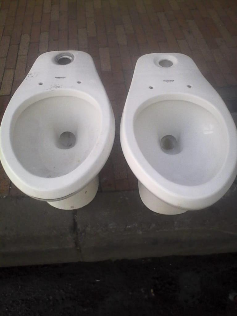 tazas tipo fluxometro