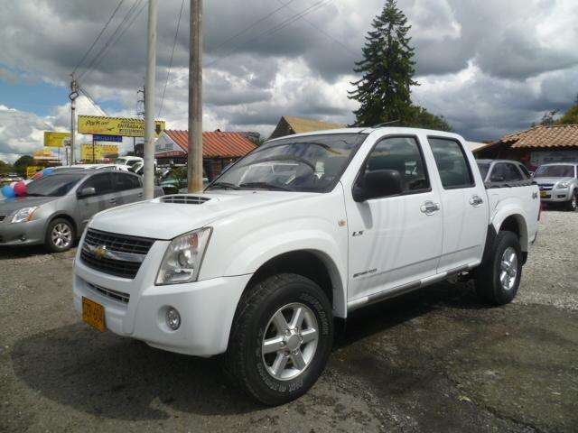 Chevrolet Luv D-Max 2012 - 144216 km