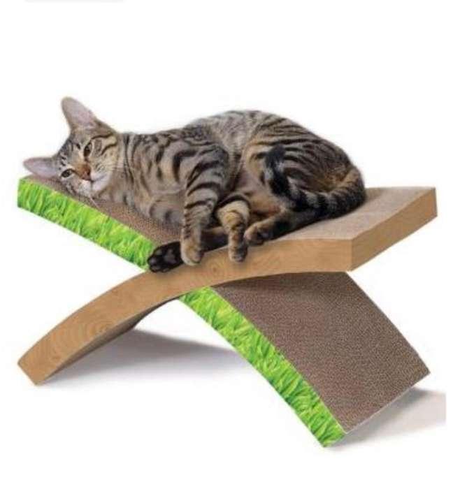 Rascador Hamaca para Gatos!