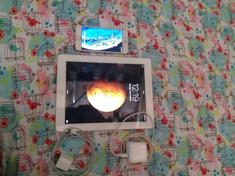 iPhone 6 Y iPad