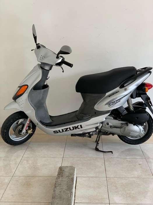 Moto Space An100 Modelo 2005