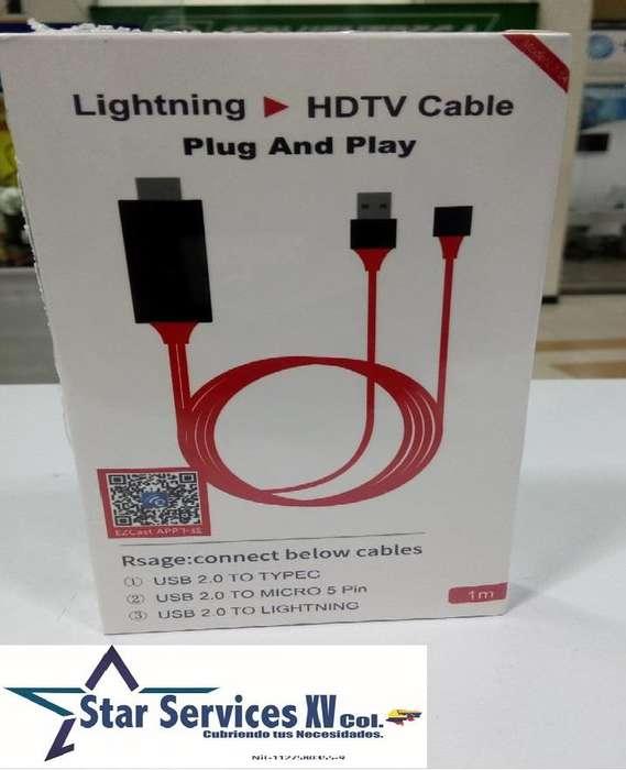 Cable Micro Usb A Hdmi Mhl A Hdmi