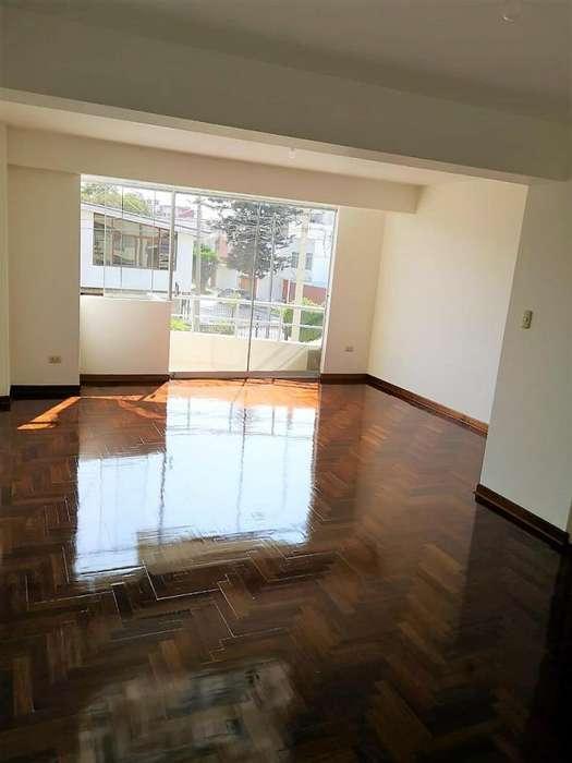 Departamento recien remodelado en la mejor zona de San Borja kx1515