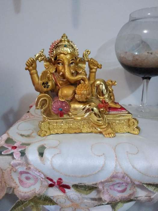 Vendo Ganesha de Bronce