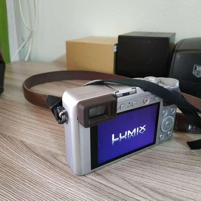 Camara Lumix Dmc Lx100 4k Ultra Hd Lente Leica Ois 12 35mm