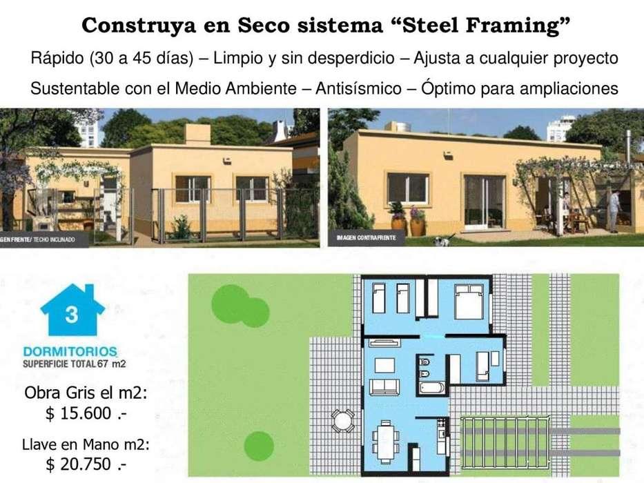 Construcción Steel Framing - Instalaciones y Mantenimiento Domiciliarios