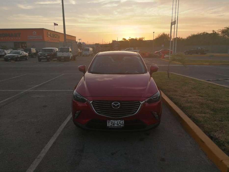 Mazda CX3 2016 - 55000 km