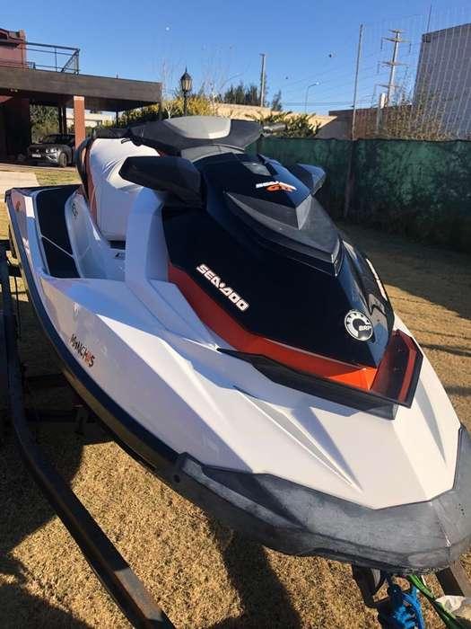 Moto de Agua See Doo Gti130