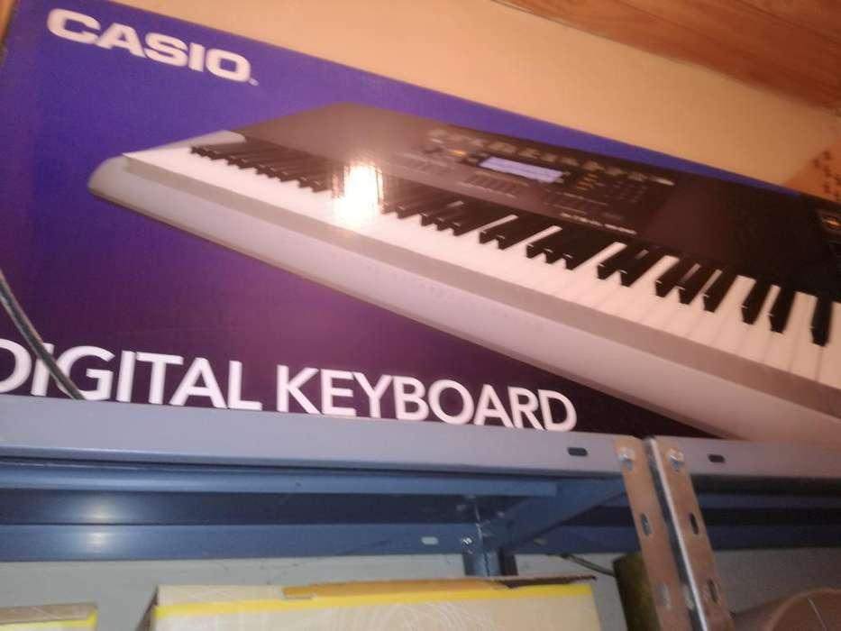 Teclado Piano U Organo Casio Wk240