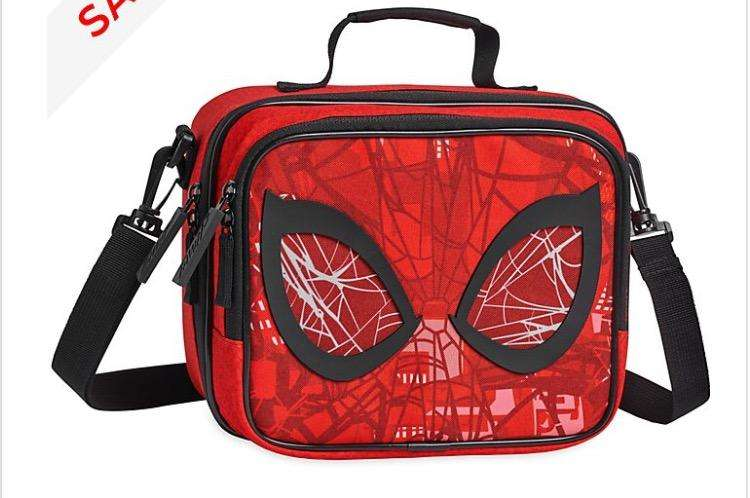 Lonchera Spiderman Marvel Disney