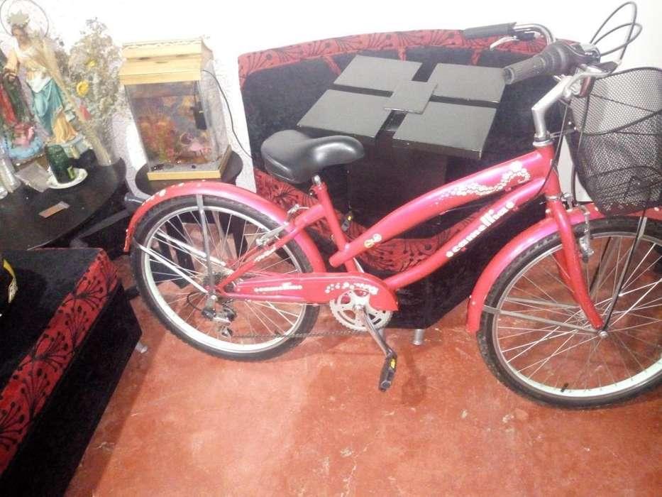 Se Vende Hermosa Bici Playera