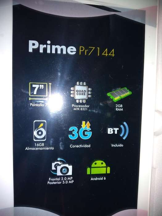 Tablet Advance 7pulgadas 2gb Ram