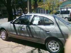 Renault Megane tricuerpo 2005 motor 1.6 nafta con GNC aire acond./direcc. hidr.