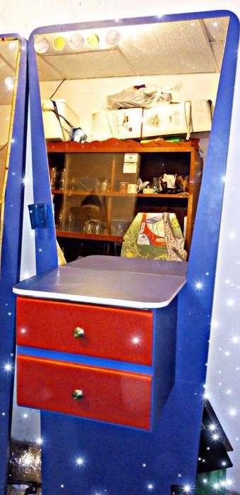 Mueble de Barberia