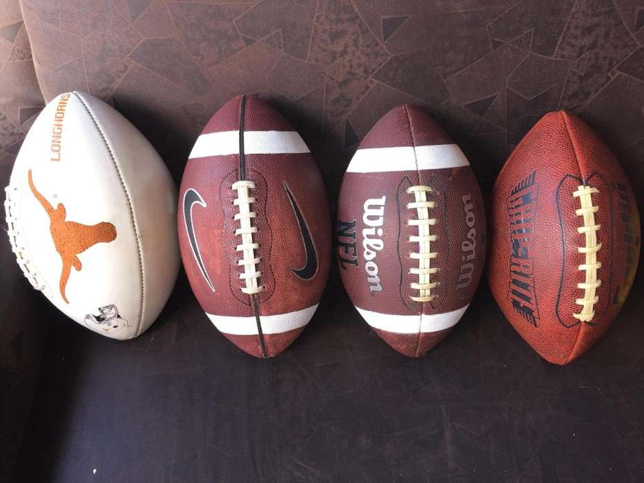 Pelotas Foot Ball Americano Originales