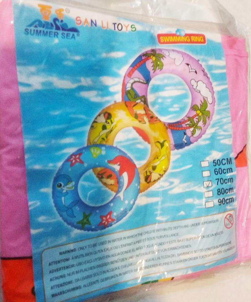 Inflable 70 Cm con Dibujos