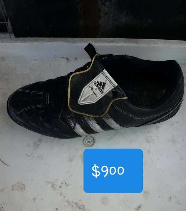 Vendo Botines Futbol Adidas N 42