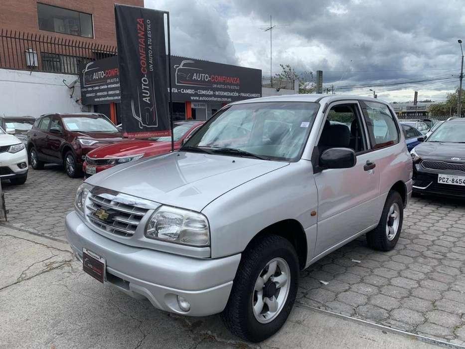 Chevrolet Grand Vitara 2003 - 130000 km