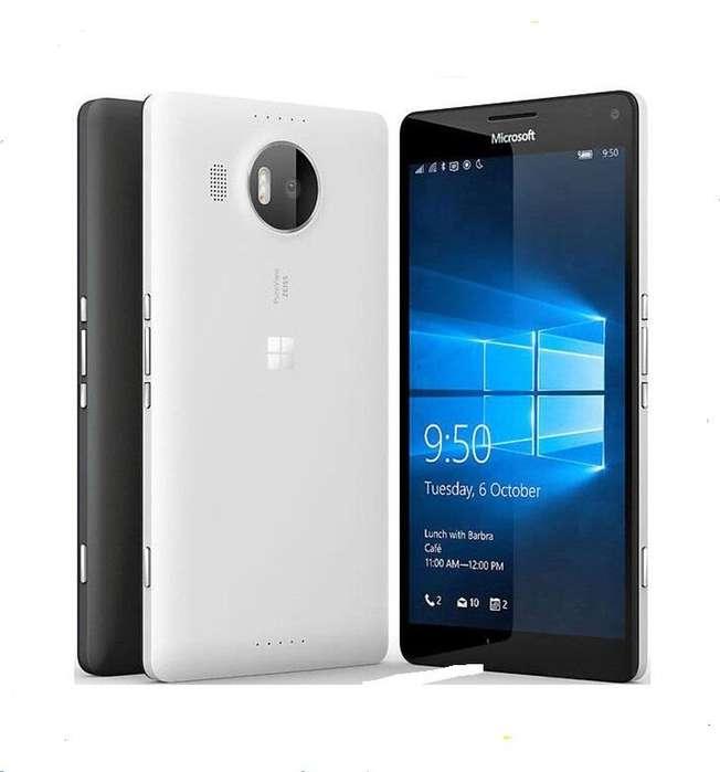 Lumia 950 Dual Sim Nuevo 3g Ram 32g Rom