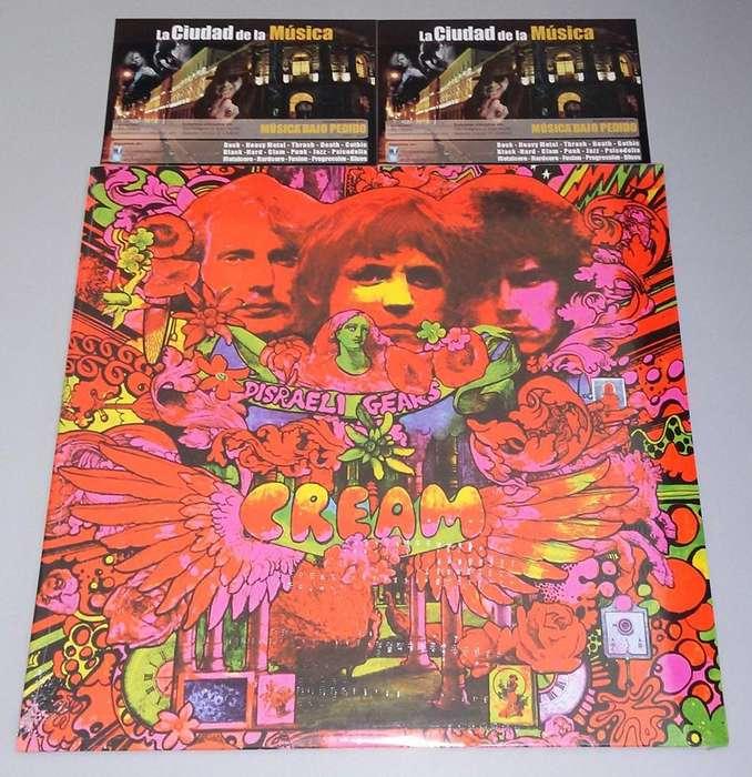 LP'S DE VENTA!!! Cream
