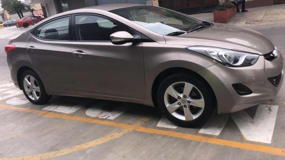 Hyundai Elantra 2012 - 58800 km