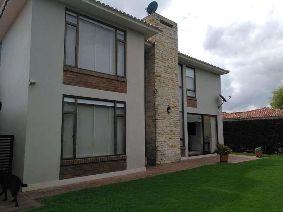 Preciosa casa en venta Cajica, SPC