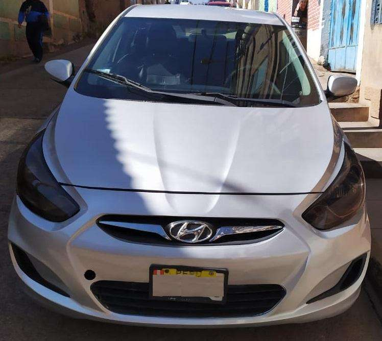 Hyundai Accent 2014 - 78000 km