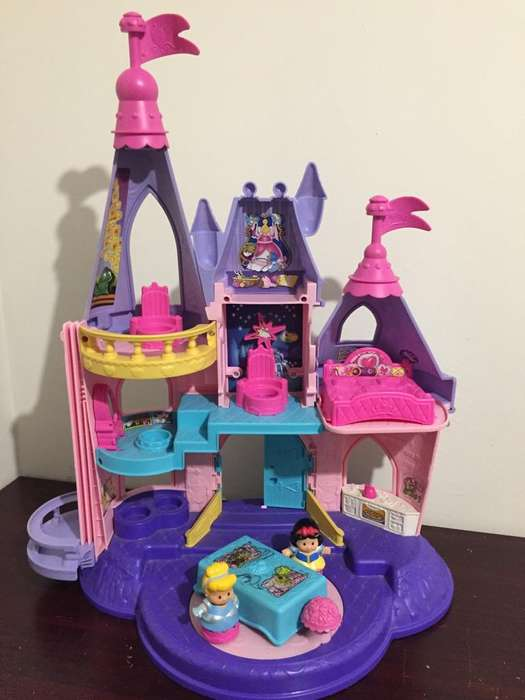 Castillo de Princesas Fisher Price