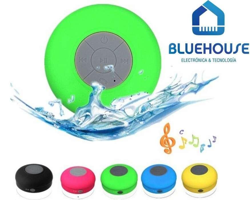 Parlante Ducha Small Waterproof MOD-X18