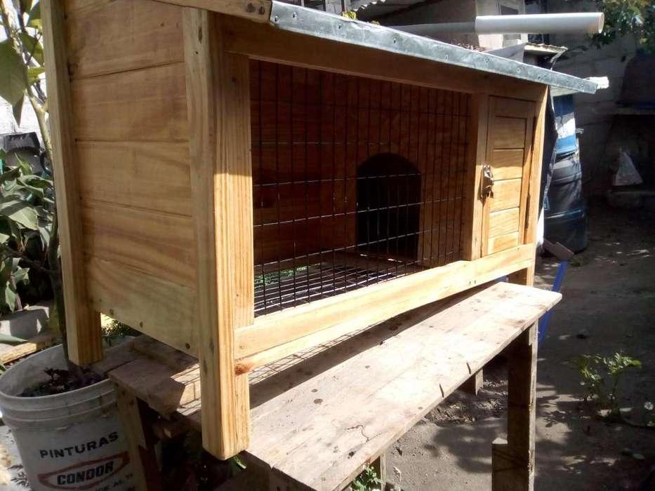 <strong>jaula</strong> casa para conejo