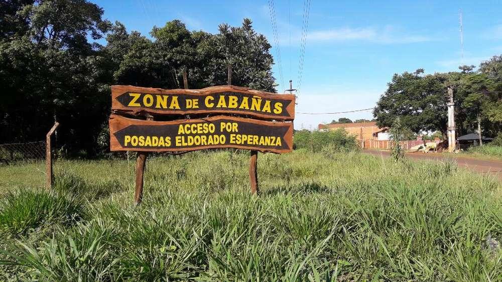 Lotes en Puerto Iguazú Zona de Cabañas
