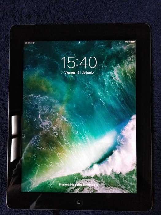 Tablet Apple iPad Modelo A1459/ 9.7 pulgadas/ SIM Card/ 16GB/ Wi-Fi/ Bluetooth