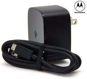 Cargador Motorola Turbo Charger Tipo C 970127972