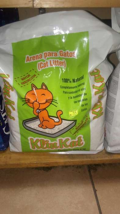 Arena Gatos Klit Kat. 5kg
