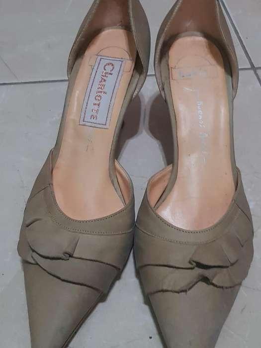 Vendo Zapatosde Cueronuevos