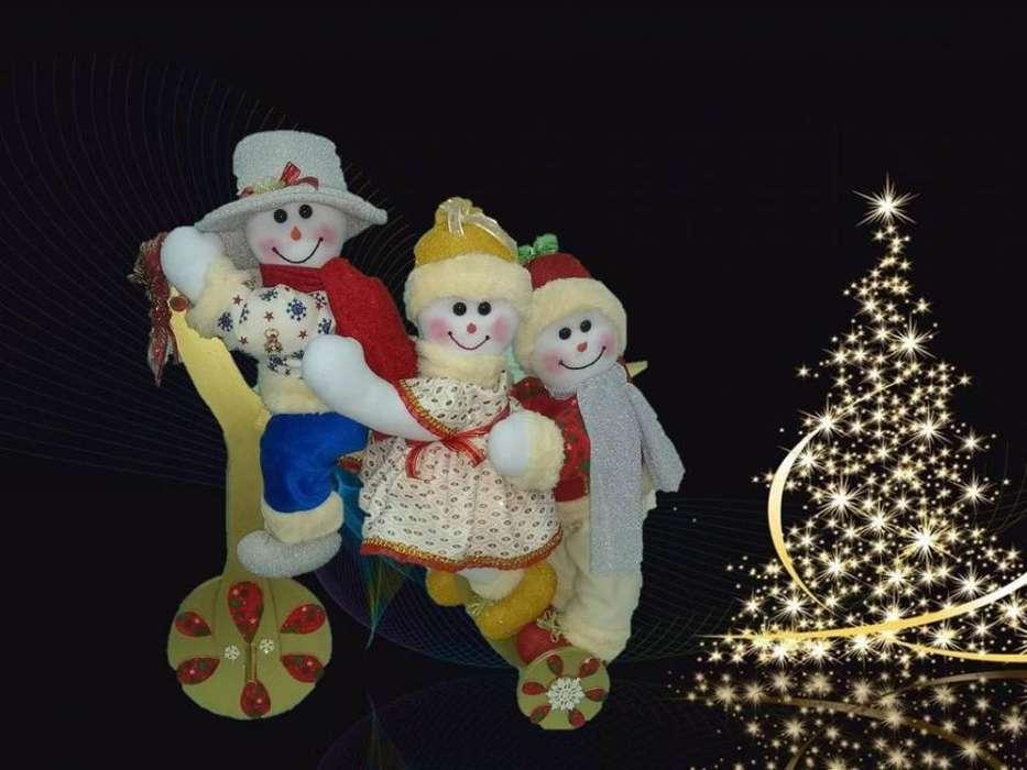 La Mas Bella Decoración para Navidad