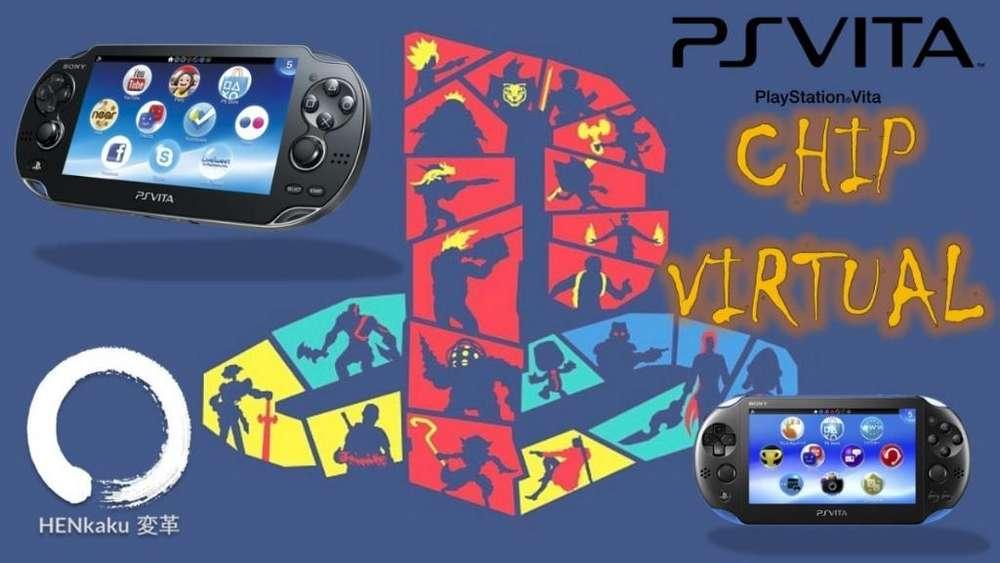 Programacion Ps Vita Versiones 3.60y3.70