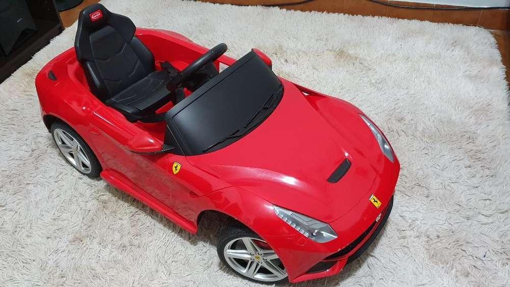 Autito Ferrari a Bateria Excelente Estad