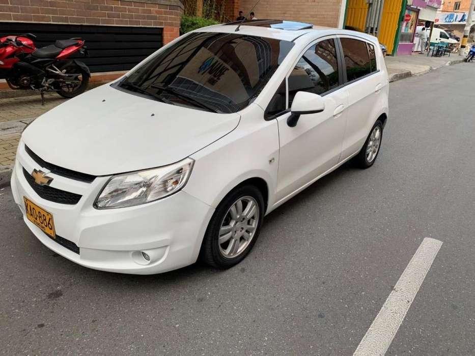 Chevrolet Sail 2013 - 66000 km