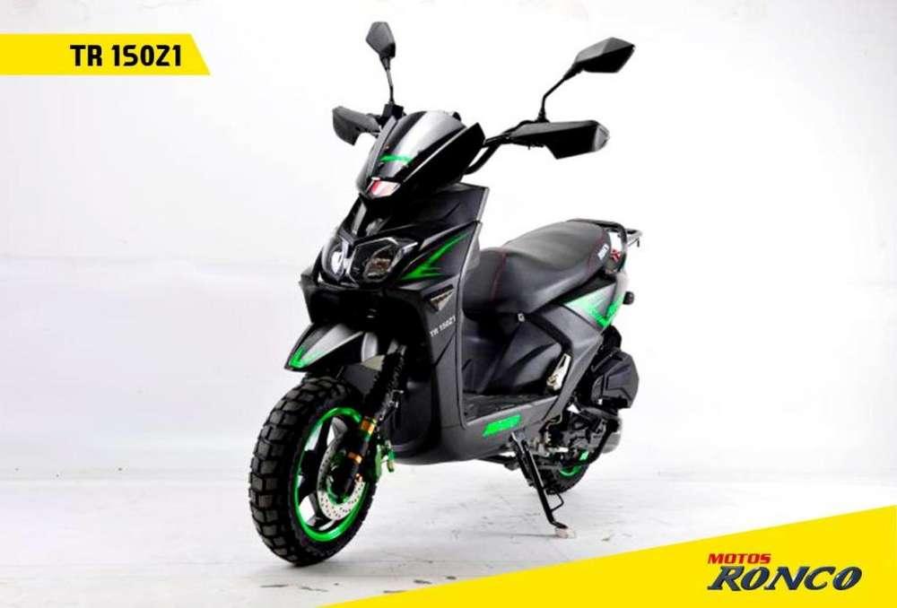 MOTO SCOOTER RONCO TR 150Z1