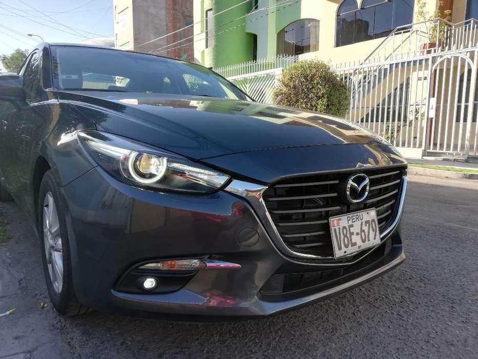 Mazda Mazda 3 2017 - 21300 km