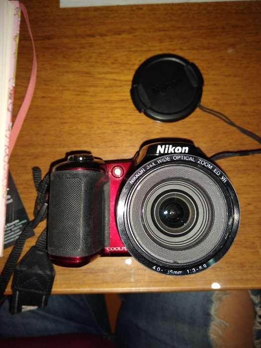 Cámara Nikon L830