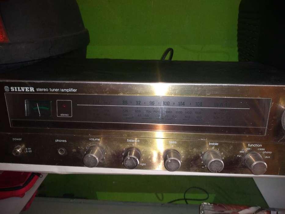 Amplificador Antiguo Funcioana