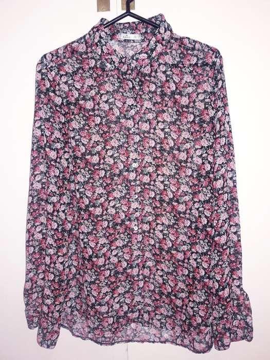 Camisa Blusa <strong>mujer</strong> Manga Larga