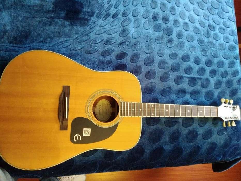 Guitarra Acústica Epiphone Pro-1 Plus