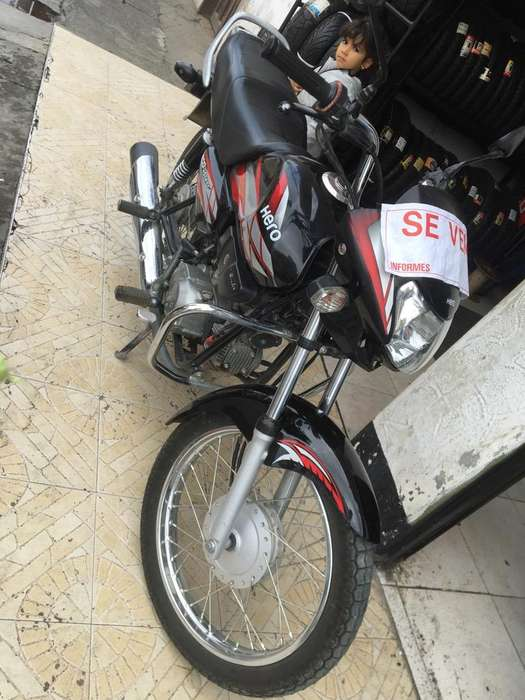 Honda Eco Delux 2015 Moto