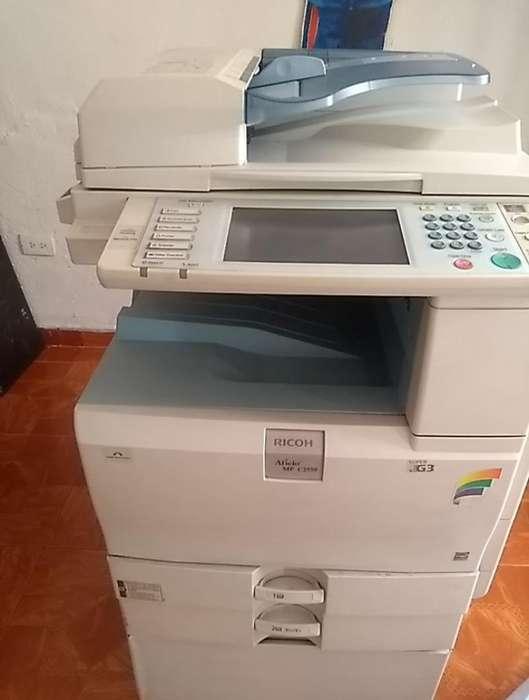 Fotocopiadora E Impresora Láser