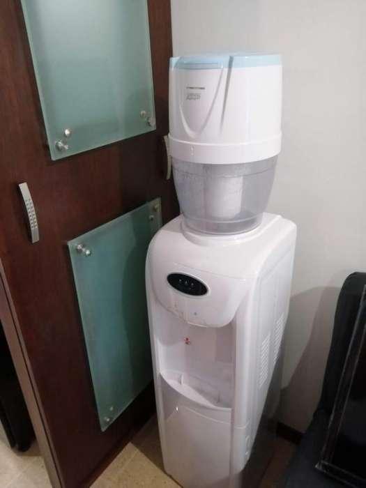 Dispensador de agua Enaxxion Filtro 2 etapas Grival